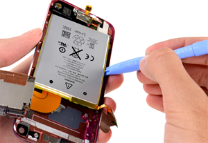 Fixing an iPod Touch