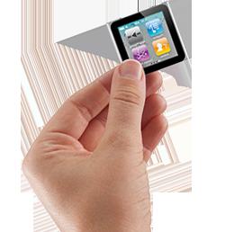 iPod Broken Dock Connector - Problems charging iPod
