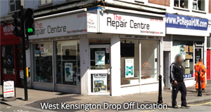 West Kensington Drop Off Location