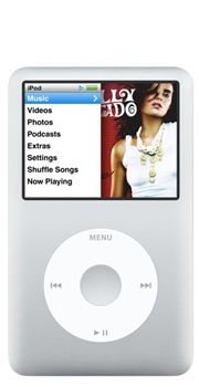 iPod Classic 6th Generation Repairs